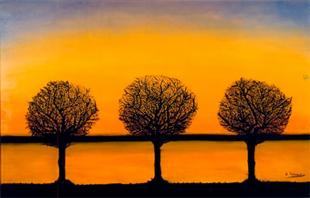 tres arboles