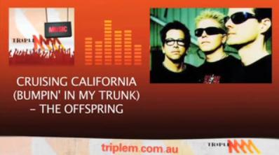 Ouça mais uma inédita do The Offspring - TMDQA! - TMDQA!