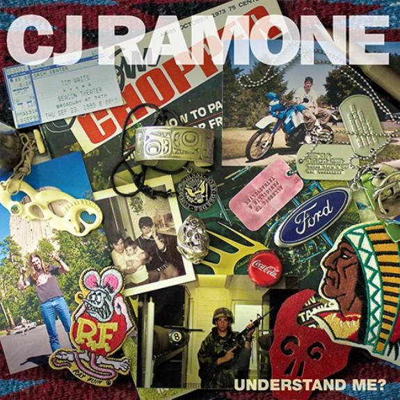 cj ramone understand me CJ Ramone lança novo single pela Fat Wreck Chords