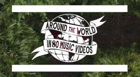 Resultado de imagem para around the world in 80 music videos