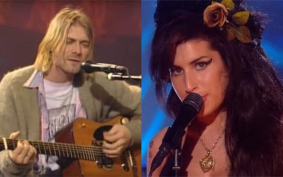 Inteligência artificial cria músicas inéditas de Nirvana, Amy Winehouse, The Doors e Jimi Hendrix