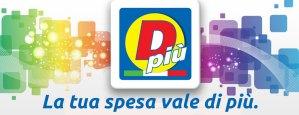logo supermercato D più