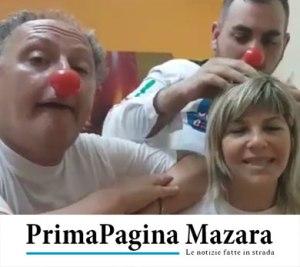 Corso di Clownterapia a Mazara del Vallo video intervista giornale primapaginamazara.it