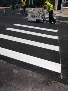 All About Crosswalks