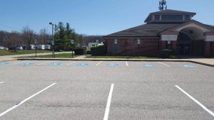 5 Signs You Need Parking Lot Striping Services