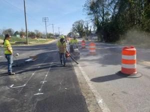 Fall Asphalt Road Maintenance Checklist