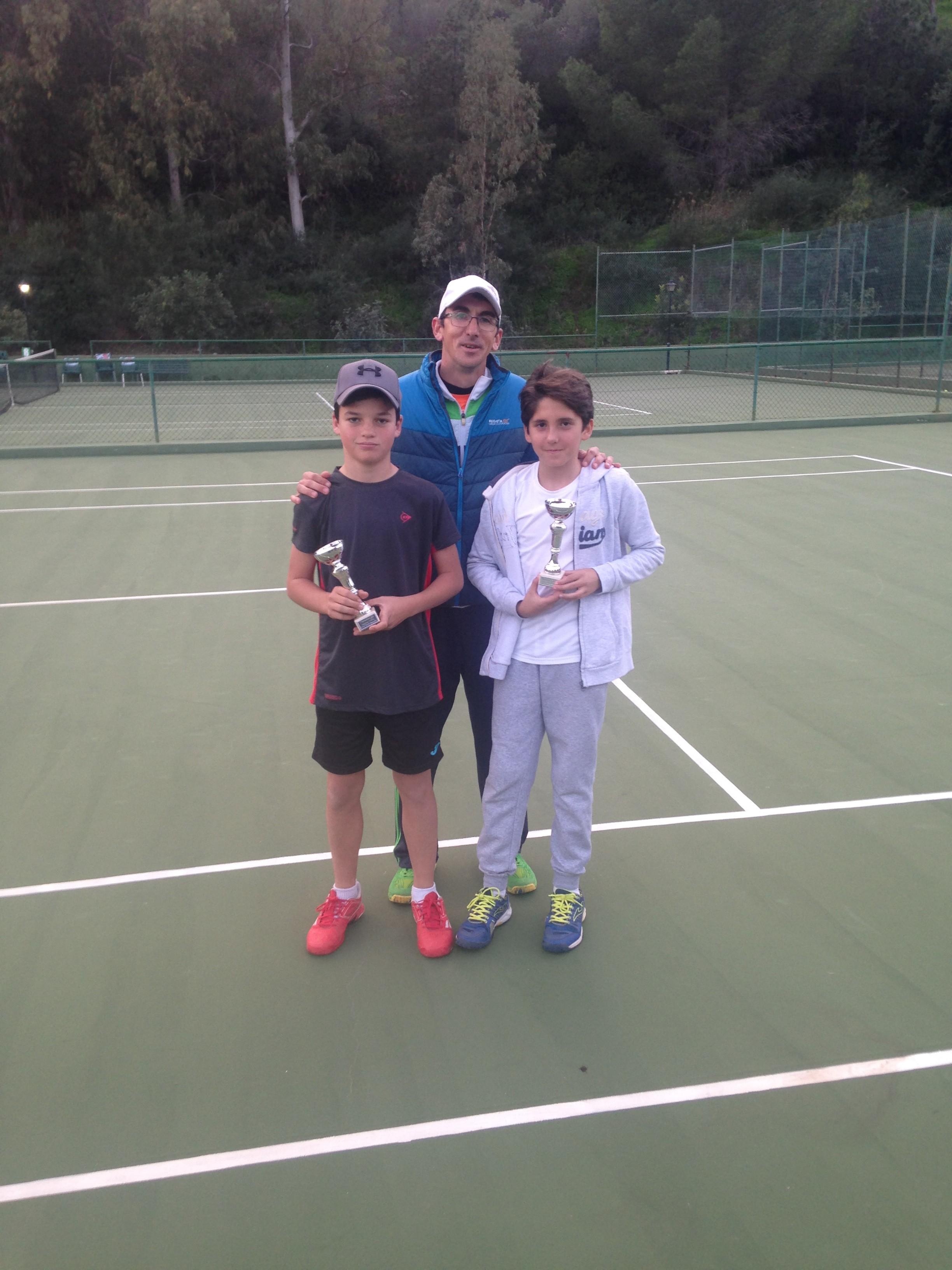 Torneo Promocional en el Club de Tenis de Estepona