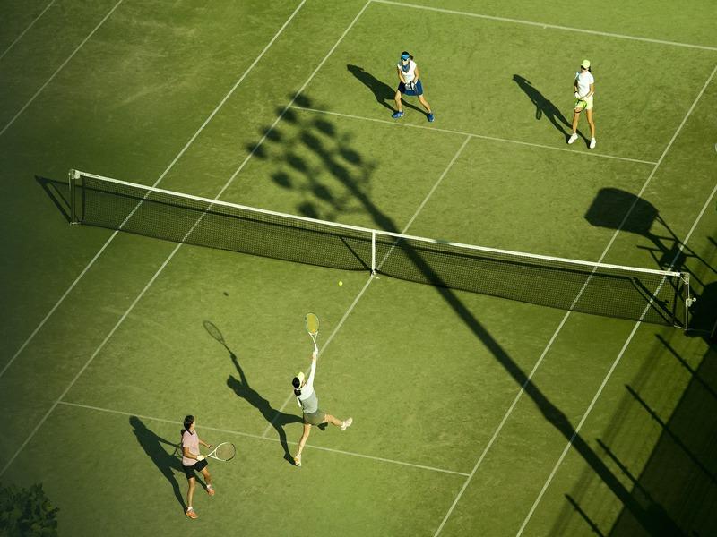 Nociones básicas de cómo jugar al tenis