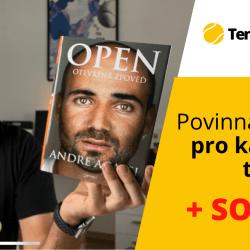 knížky o tenise