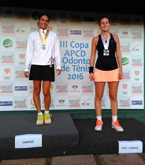 III Copa APCD Odonto de Tênis é concluída no Sírio