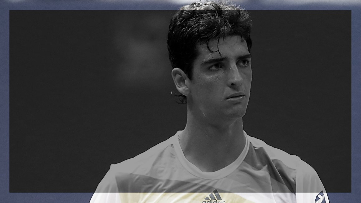 O 'infeliz' Thomaz Bellucci
