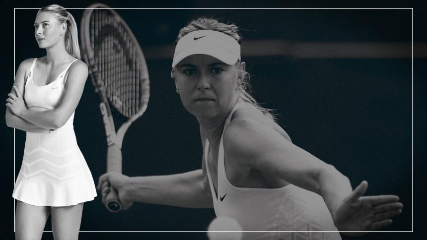 A volta polêmica de Maria Sharapova