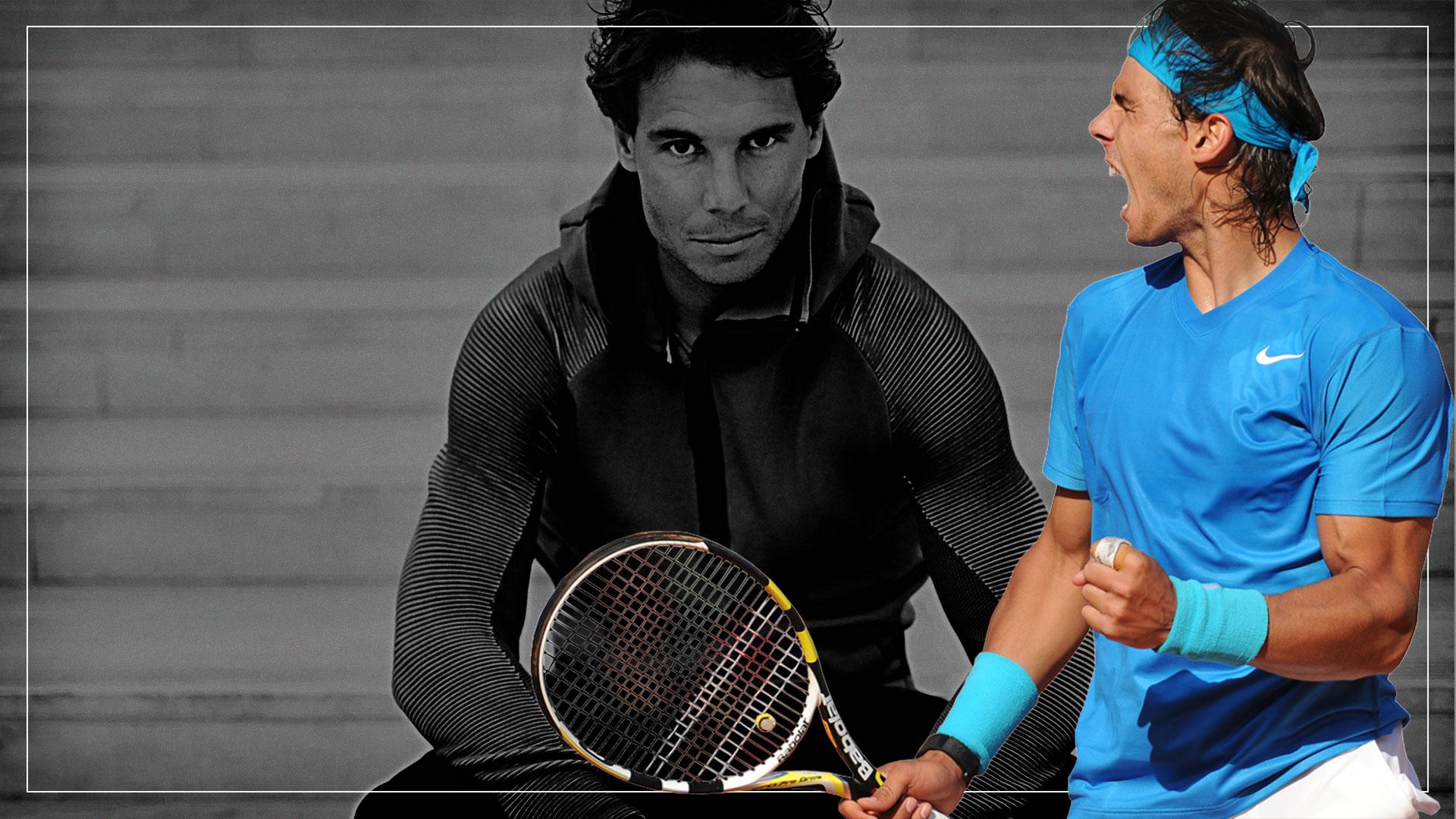 344ca55b9a Rafael Nadal vai dominando a temporada de saibro. leia no blog da FPT