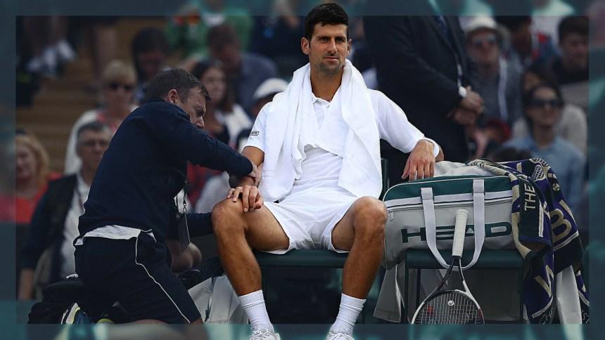 O 'até logo' de Djokovic