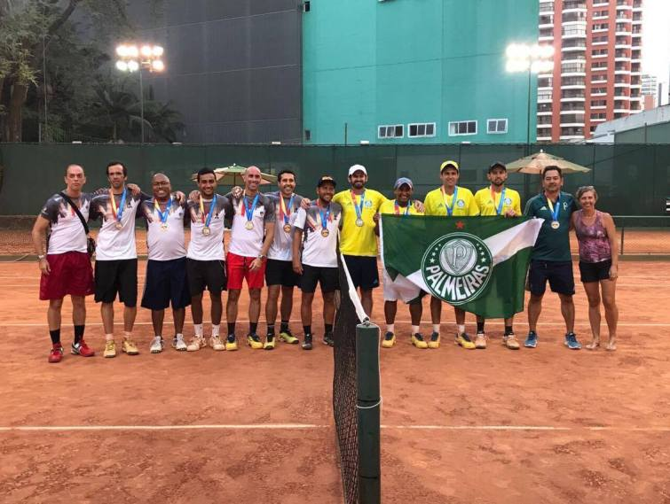EM - Santos Atlético Clube 3 x 1 Sociedade Esportiva Palmeiras