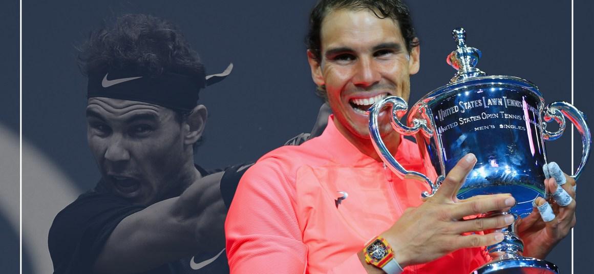 Rafael Nadal chegará em Roger Federer?