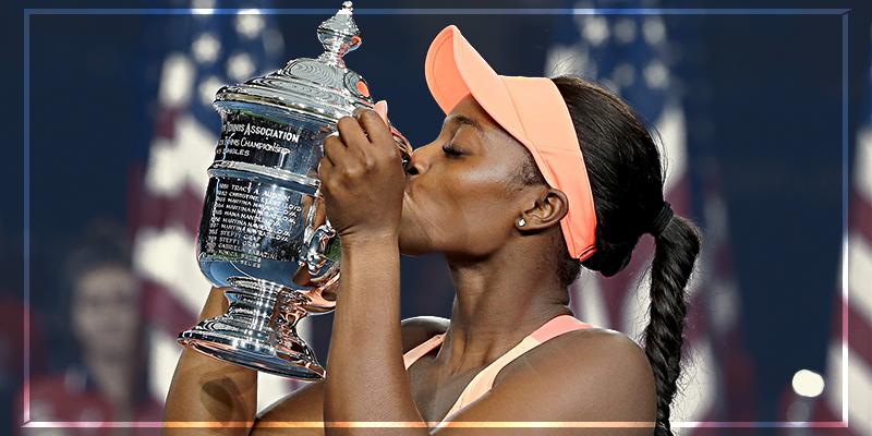 Rafael Nadal no US Open: Sloane Stephens