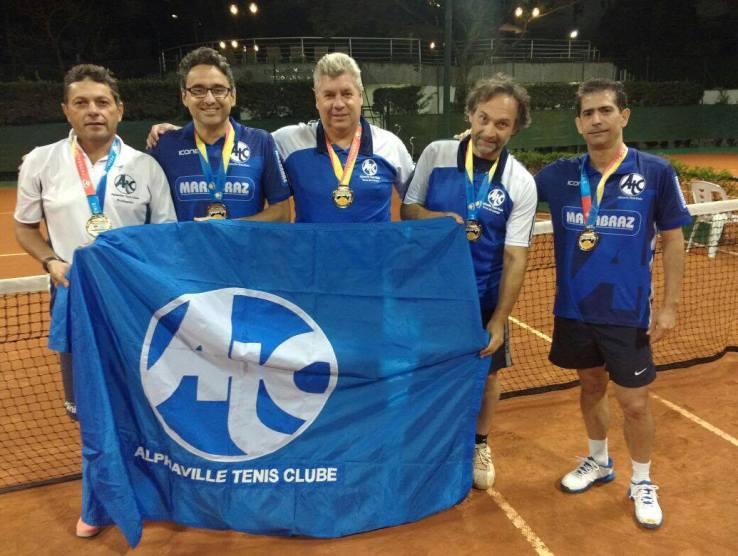 2M3 - Alphaville Tênis Clube Campeão