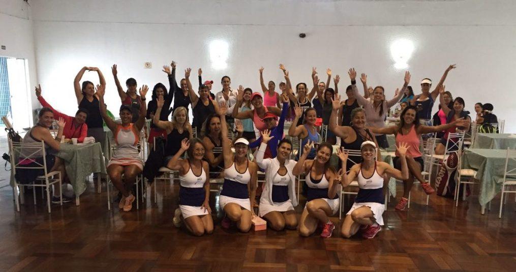 CIRCUITO PAULISTA DE DAMAS – SÃO BERNARDO TÊNIS CLUBE