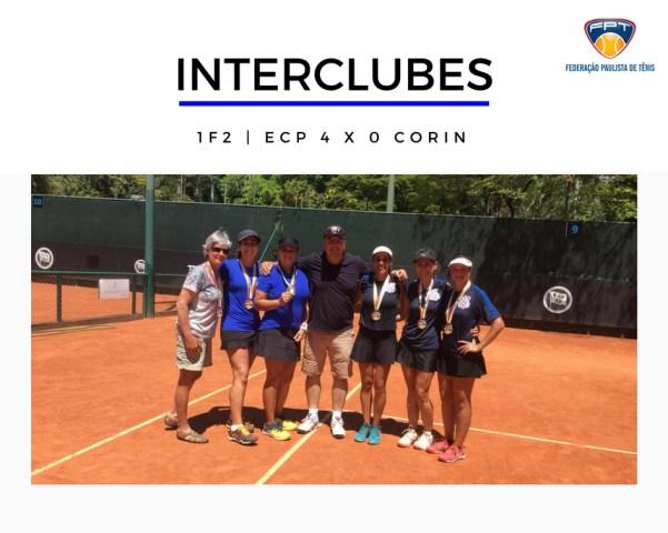 INTERCLUBES - FINAL 1F2