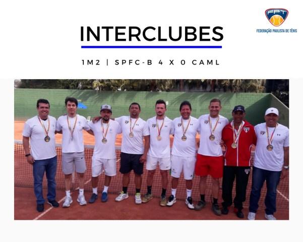 INTERCLUBES - FINAL 1M2