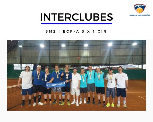 INTERCLUBES - FINAL 3M2