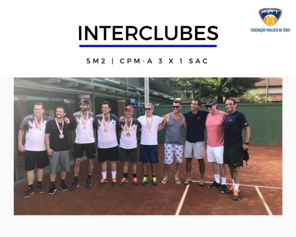 INTERCLUBES - FINAL 5M2