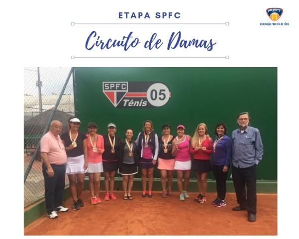Circuito de Damas - SPFC