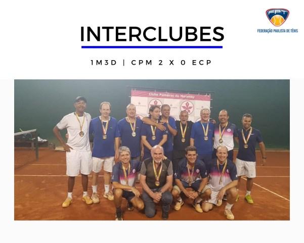 INTERCLUBES - FINAL 1M3D