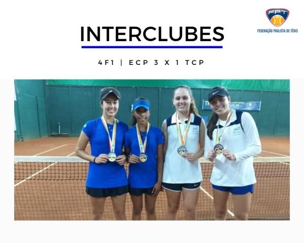INTERCLUBES - FINAL 4F1