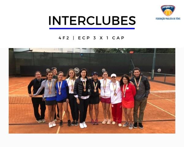 INTERCLUBES - FINAL 4F2