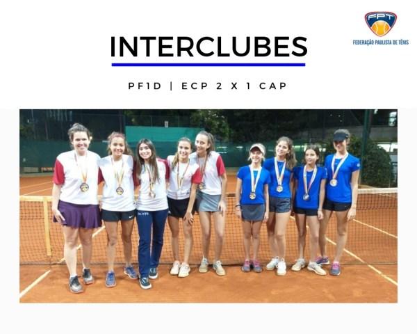 INTERCLUBES - FINAL PF1D