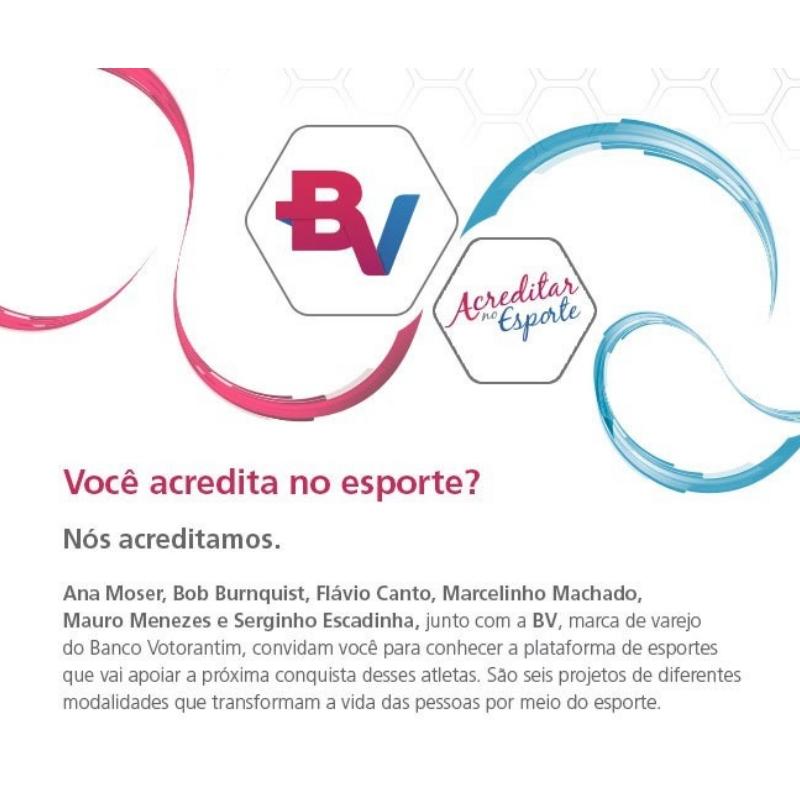 FEDERAÇÃO PRESTIGIA LANÇAMENTO DE PLATAFORMA DE ESPORTE DA BV