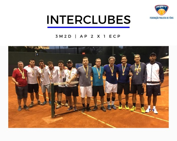 FINAL INTERCLUBES - 3M2D