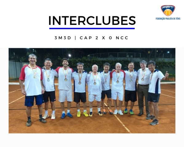FINAL INTERCLUBES - 3M3D