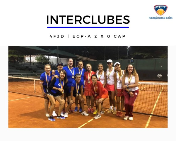 FINAL INTERCLUBES - 4F3D