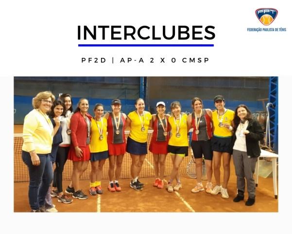 FINAL INTERCLUBES - PF2D