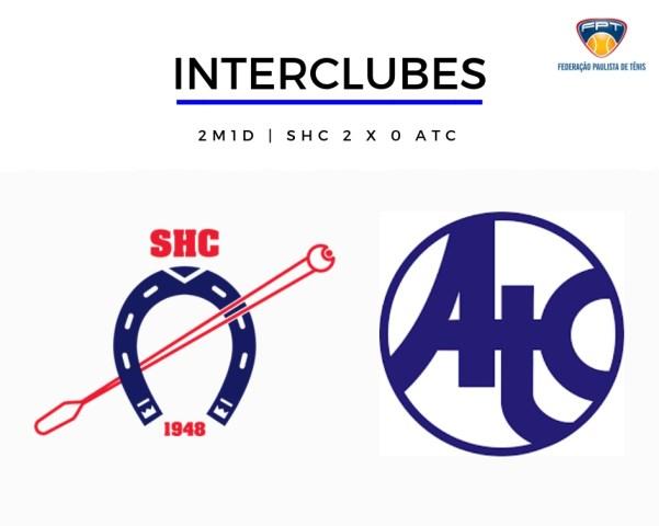 INTERCLUBES - FINAL 2M1D