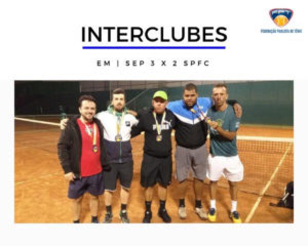 INTERCLUBES - FINAL EM