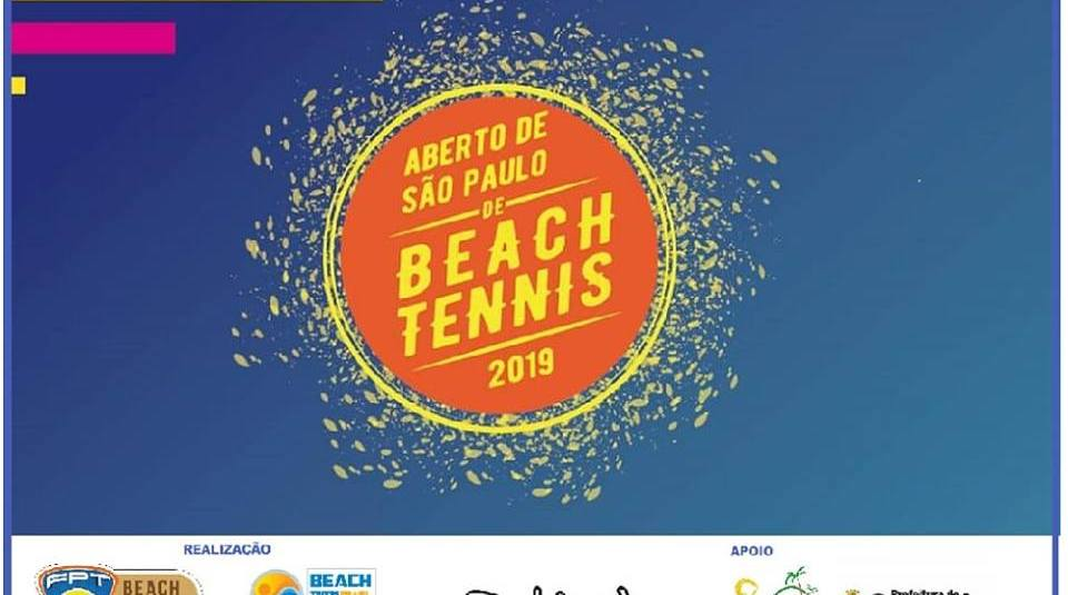 ABERTO DE SÃO PAULO DE BEACH TENNIS – CBT G1