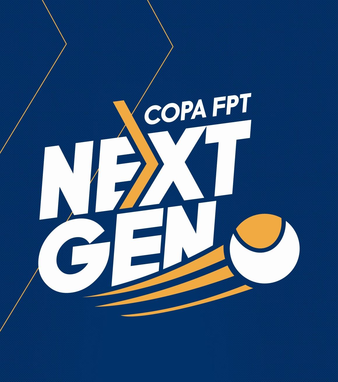 3ª COPA FPT NEXT GEN   CHAVE E PROGRAMAÇÃO