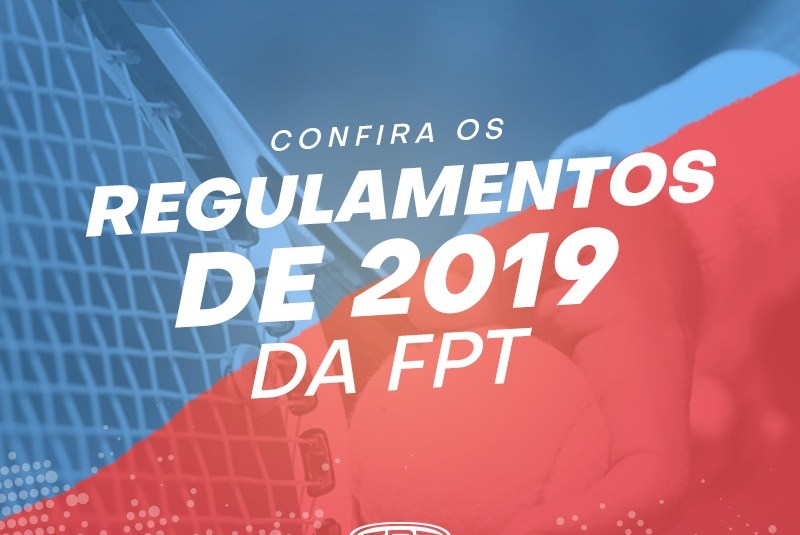 REGULAMENTOS FPT 2019