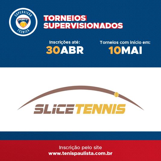 TORNEIOS SUPERVISIONADOS | INSCRIÇÕES ATÉ 30.04