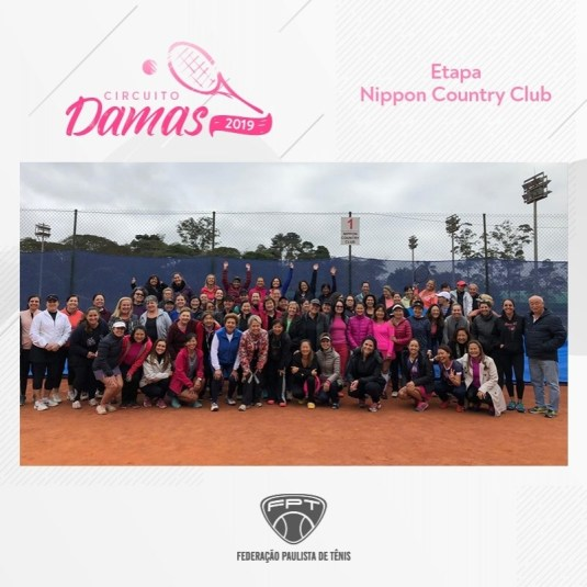 CIRCUITO DAMAS 2019 – ETAPA NIPPON COUNTRY CLUB