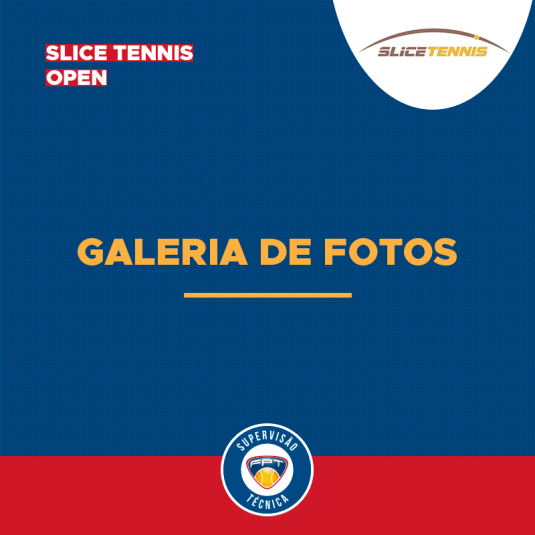 GALERIA DE FOTOS – SLICE TENNIS OPEN