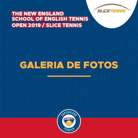 GALERIA DE FOTOS – THE NEW ENGLAND SCHOOL OF ENGLISH TENNIS OPEN 2019 SLICE TENNIS