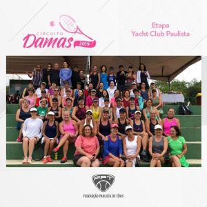 CIRCUITO DAMAS 2019 – ETAPA YACHT CLUB PAULISTA