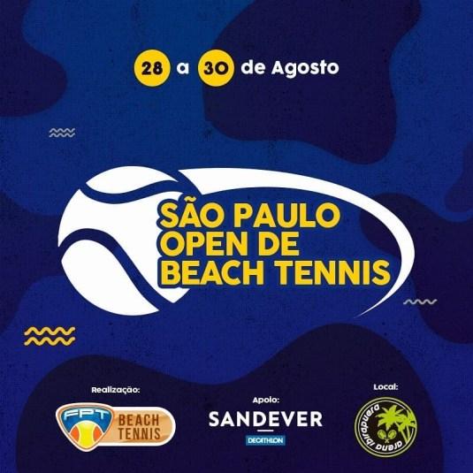 GALERIA DE FOTOS – SÃO PAULO OPEN DE BEACH TENNIS