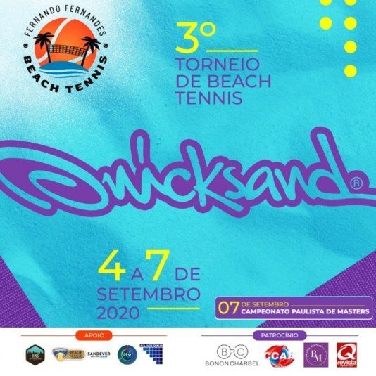 GALERIA DE FOTOS – 3º QUICKSAND OPEN DE BEACH TENNIS