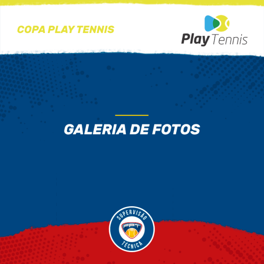 GALERIA DE FOTOS – COPA PLAY TENNIS